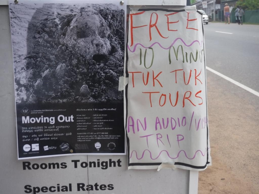 Tuk Tuk Tour
