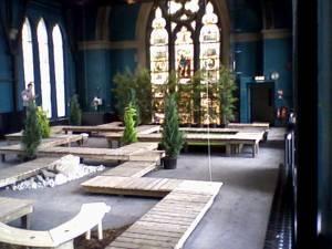 Adrian Howells's The Garden of Adrian