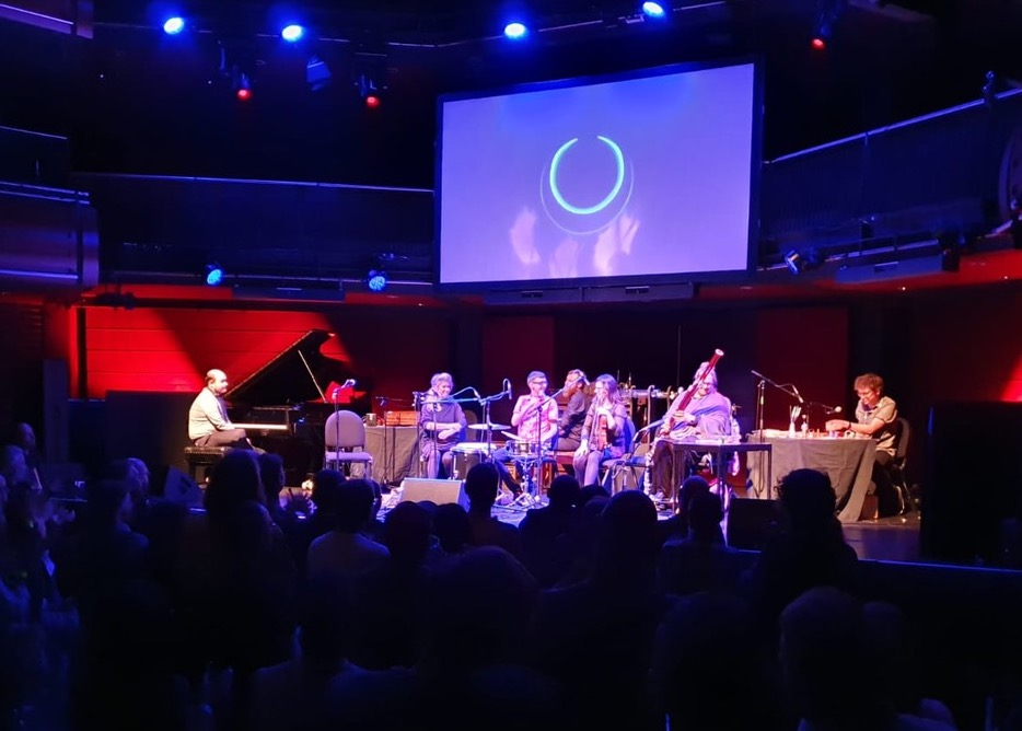 Sonic Bothy Ensemble at TUSK Festival 2019